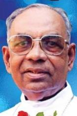 Archbishop Mar Kuriakose Kunnacherry